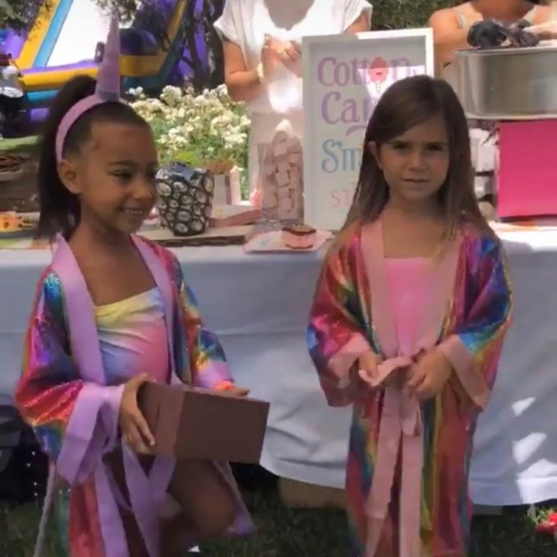 North-West-Penelope-Disick-Birthday-Party-Photos